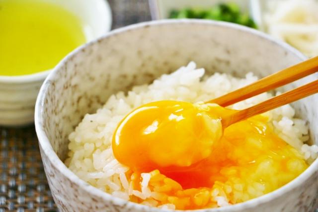 卵かけご飯アレンジレシピ